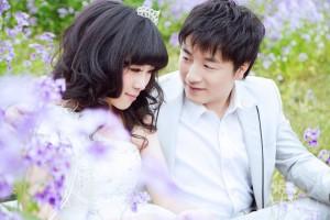 祝虞巍和吴瑞祎新婚快乐