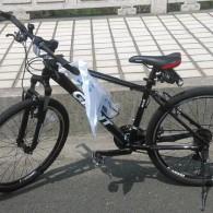 再次骑自行车的感觉