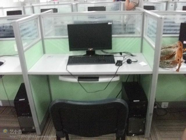 我们的办公桌