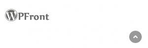 wordpress返回顶部插件WPFront Scroll Top